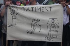 Manifestation Retraites