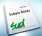 Compte Rendu DP UT Sud-IDF