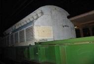 Déraillement d'un train chargé d'uranium