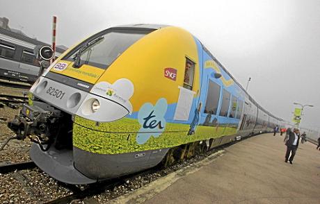 La Deutsche Bahn veut profiter de la grogne des régions envers la SNCF