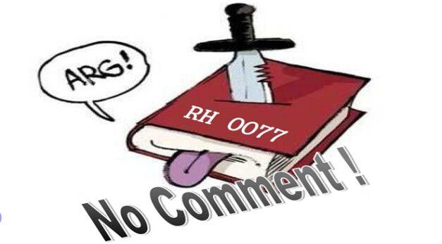 RH00077 : Le décret socle sera publié le 15 mars