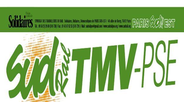 TMV – Compte rendu DP – Février 2016