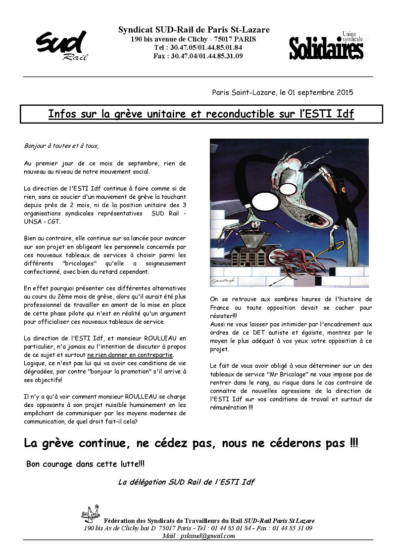 greve esti idf 01-09-2015