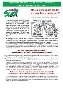 Généralisation de l'article 49 à la SNCF