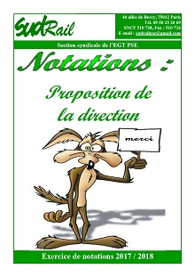 EGT Notations : Propositions 2017