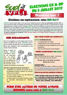 VFLI : Elections 2017 – 2ème tour