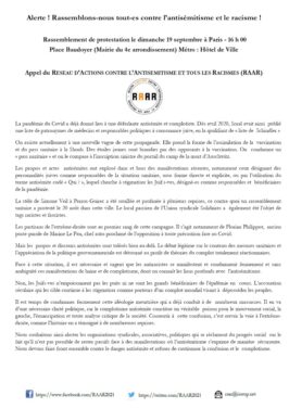 Pour dire NON à la fermeture du bureau de Poste de Saint Maur la Pie  Rassemblement samedi 18 septembre à 15H devant le bureau de Poste de Saint Maur la Pie (24 rue Paul Déroulède)