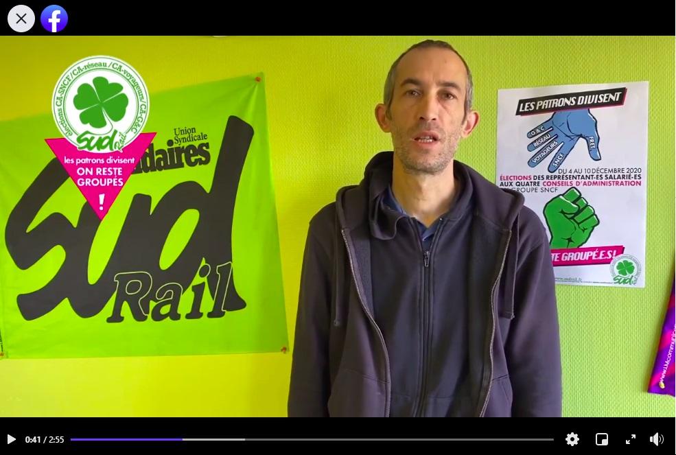 En direct du rail N°8 : A Gares & Co, pas de privatisation non plus !
