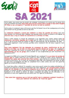 Service Annuel 2021