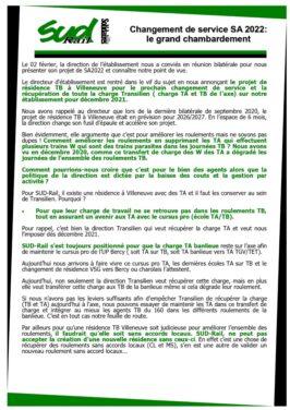 "Bilatérales ""SA 2022"" : le grand chambardement"