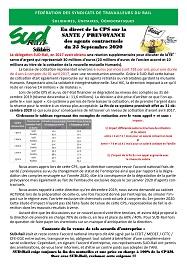 CPS sur la branche SANTE / PREVOYANCE des agents contractuels du 25 Septembre 2020