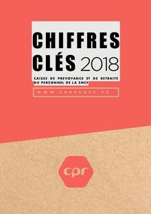 Caisse de prévoyance de retraite du personnel SNCF – Chiffres 2018