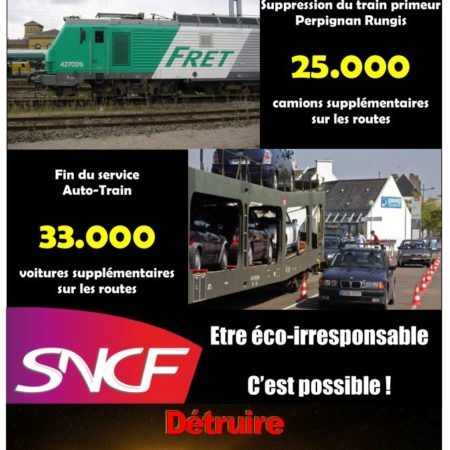 Petition : Sauvons l'Auto-Train