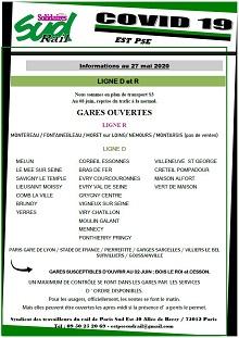 EST PSE : Informations au 27 mai 2020