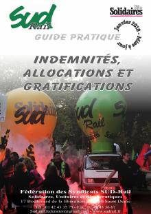 Indemnités, Allocations et Gratifications 2018