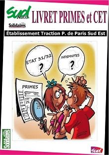 ET PSE : Livret primes et CET