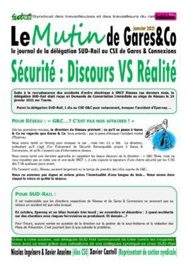 Le Mutin de Gares&Co : Chronique de l'incident d'Epernay