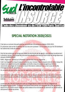 Notations 2020 – ESV TGV PSE