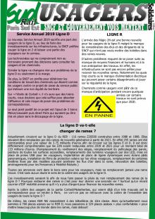 Usagers : SNCF et Gouvernement vous mentent