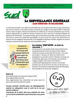 LN SUGE : La surveillance générale sans direction ni trajectoire