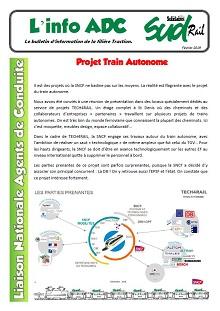Projet Train Autonome